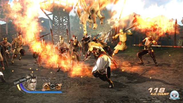Screenshot - Dynasty Warriors 7: Xtreme Legends (PlayStation3) 2277302