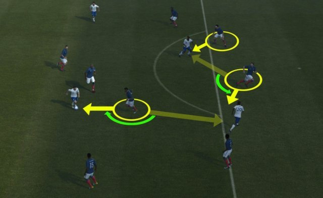Screenshot - Pro Evolution Soccer 2012 (Wii)
