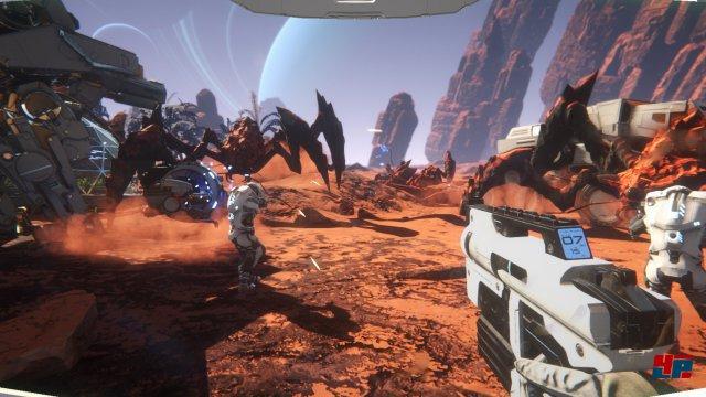 Screenshot - Osiris: New Dawn (PC)