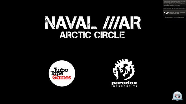 Screenshot - Naval War: Arctic Circle (PC-CDROM)