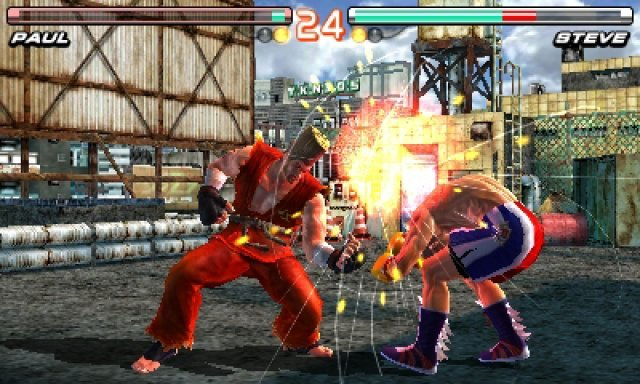 Screenshot - Tekken 3D Prime Edition (3DS) 2281177
