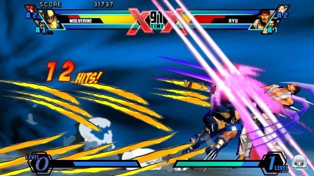 Screenshot - Ultimate Marvel vs. Capcom 3 (PS_Vita) 2317097