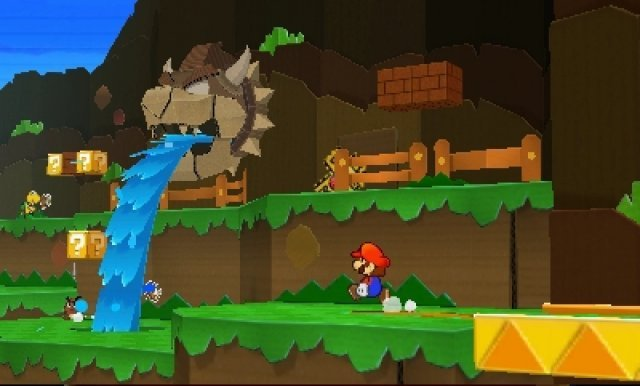 Screenshot - Paper Mario: Sticker Star (3DS) 92410532