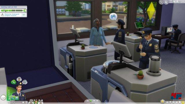 Screenshot - Die Sims 4: An die Arbeit (PC)