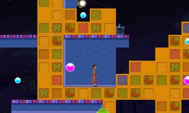 Screenshot - Crush3D (3DS)