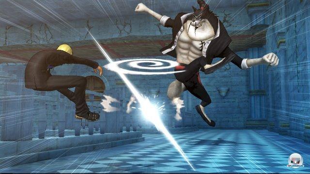 Screenshot - One Piece: Pirate Warriors (PlayStation3) 2362067