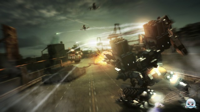 Screenshot - Armored Core V (PlayStation3) 2221917