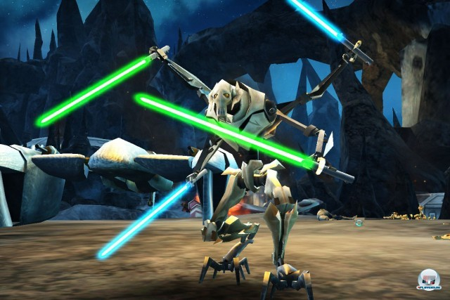 Screenshot - Star Wars: Clone Wars Adventures (PC)
