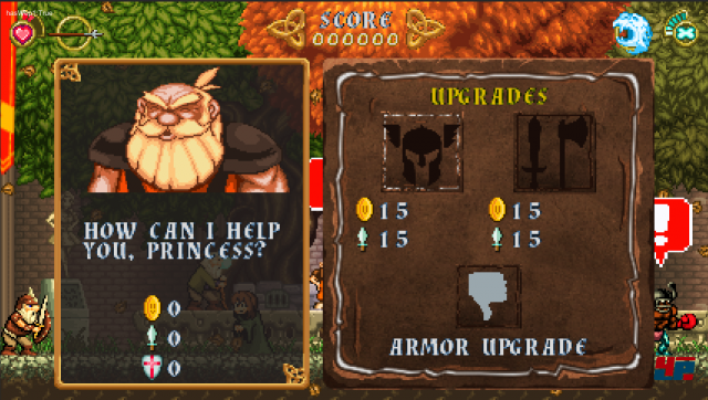 Screenshot - Battle Princess Madelyn (PC)