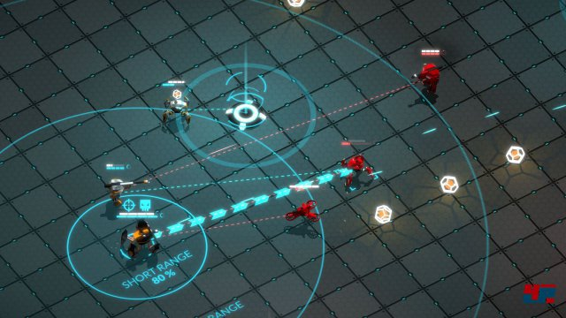 Screenshot - Gladiabots (Android)