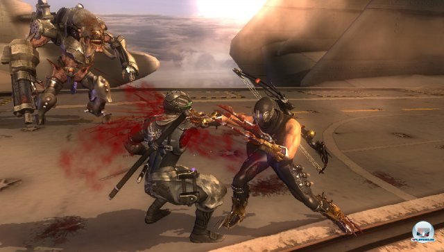 Screenshot - Ninja Gaiden: Sigma 2 (PS_Vita) 92428952