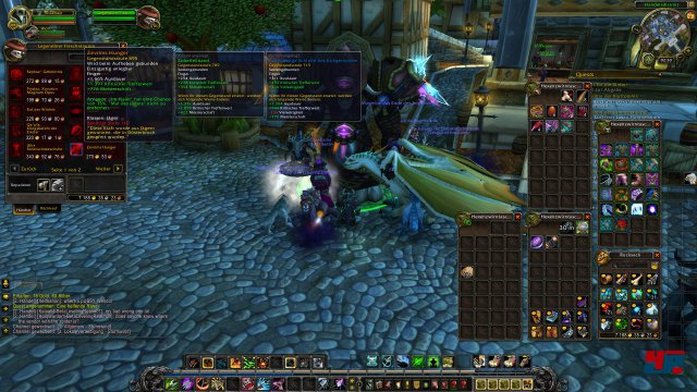 Screenshot - World of WarCraft: Legion (Mac) 92530863