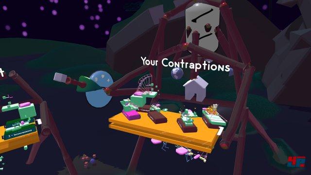 Screenshot - Fantastic Contraption (PC)