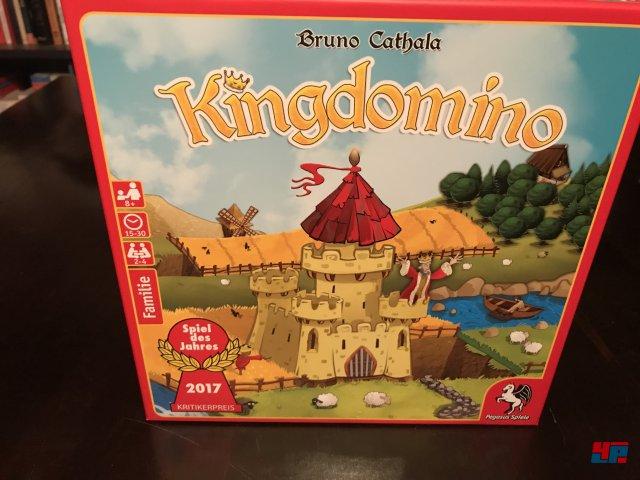Screenshot - Kingdomino (Spielkultur)