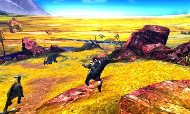 Screenshot - Monster Hunter 4 (3DS) 92416677