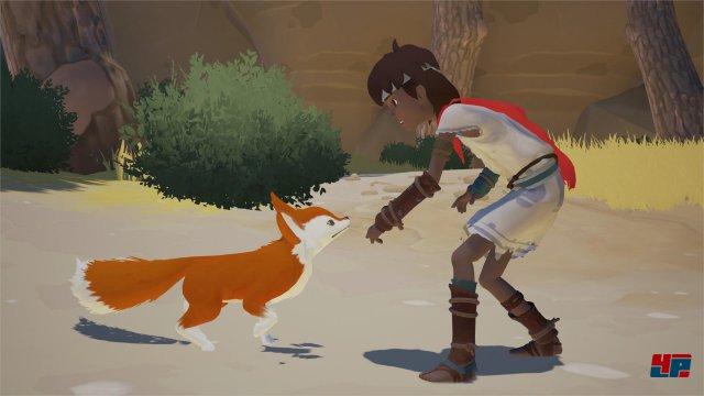 Der kleine Fuchs zeigt oftmals den richtigen Weg.