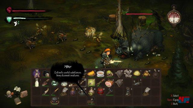 Neben in der Welt herumspukenden Zwischenbossen soll die Story dem Spieler später auch extragroße Exemplare in den Weg stellen.