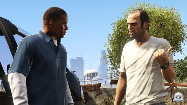 Screenshot - Grand Theft Auto V (360) 92422877
