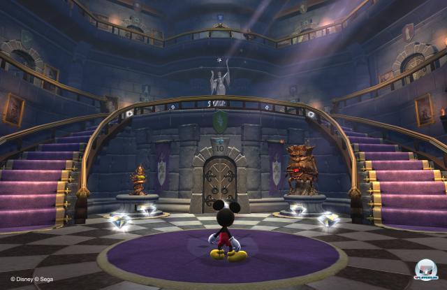 Screenshot - Castle of Illusion (360) 92462716