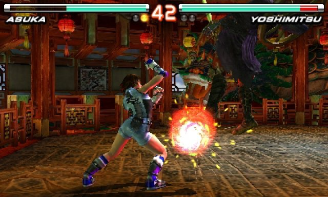 Screenshot - Tekken 3D Prime Edition (3DS) 2281222