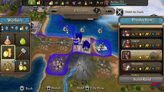 Screenshot - Civilization Revolution 2 (PS_Vita) 92515774