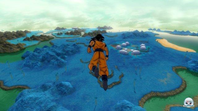 Screenshot - DragonBall Z: Ultimate Tenkaichi (PlayStation3)