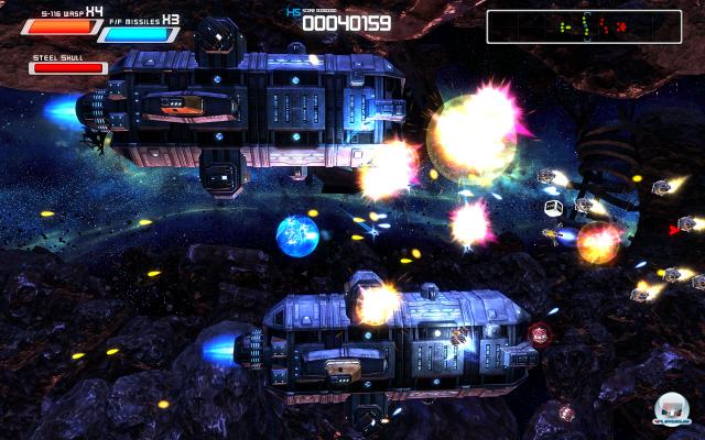 Screenshot - Syder Arcade (PC)
