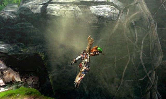 Screenshot - Monster Hunter 4 (3DS) 92416707