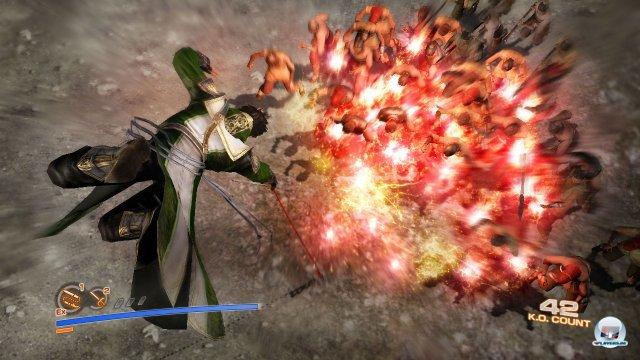 Screenshot - Dynasty Warriors 7: Empires (PlayStation3) 2361622