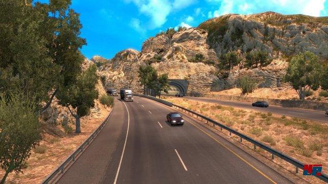 Screenshot - American Truck Simulator (PC)