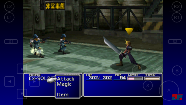 Screenshot - Final Fantasy 7 (iPad) 92512141