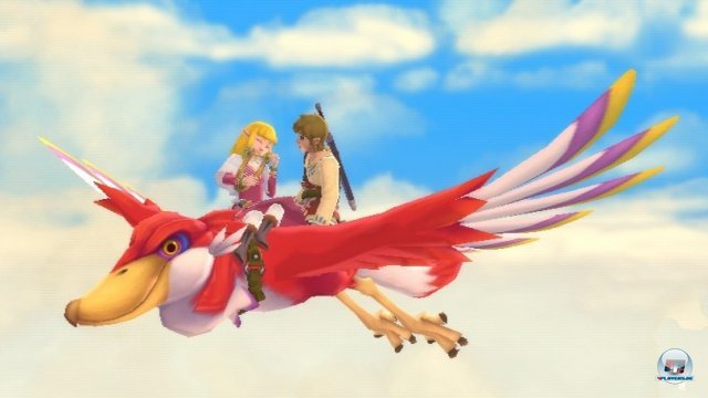 Screenshot - The Legend of Zelda: Skyward Sword (Wii) 2271117