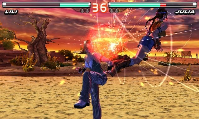 Screenshot - Tekken 3D Prime Edition (3DS) 2281292
