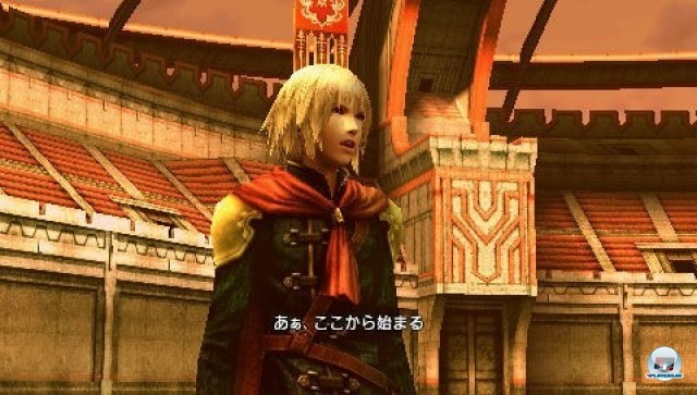 Screenshot - Final Fantasy Type-0 (PSP) 2218237
