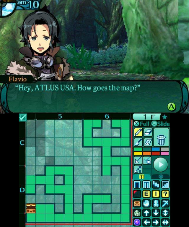 So macht Kartografie Spaß: Das Zeichensystem bietet viel Komfort und wird auch in Quests eingesetzt.