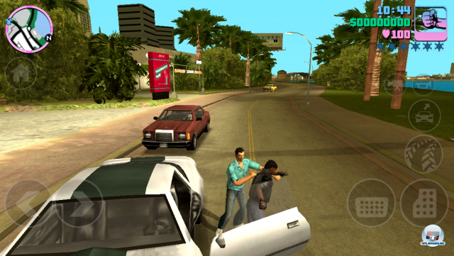 Screenshot - Grand Theft Auto: Vice City (iPhone) 92430512