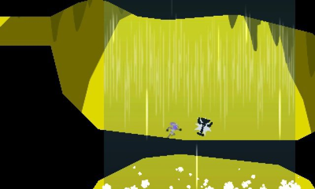 Screenshot - Runbow Pocket (N3DS)