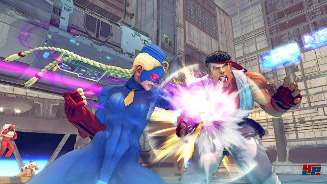 Decapre ist die einzige komplett neue Figur. Die anderen Kader-Ergänzungen kennt man aus Street Fighter 3 bzw. Street Fighter X Tekken.
