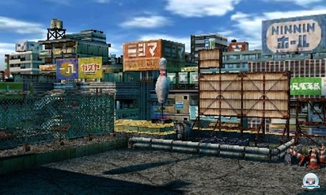 Screenshot - Tekken 3D Prime Edition (3DS) 2250527