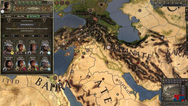 Screenshot - Crusader Kings 2 (Linux)