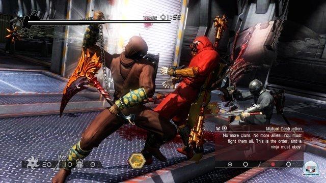 Screenshot - Ninja Gaiden 3 - Razor's Edge (Wii_U) 92416607