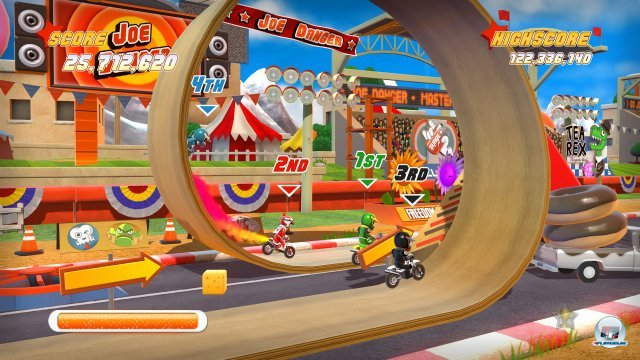 Screenshot - Joe Danger (360)