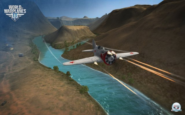 Screenshot - World of Warplanes (PC) 2370452