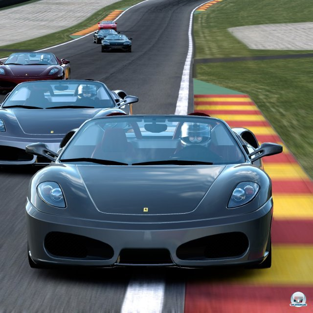 Screenshot - Test Drive Ferrari: Racing Legends (360)