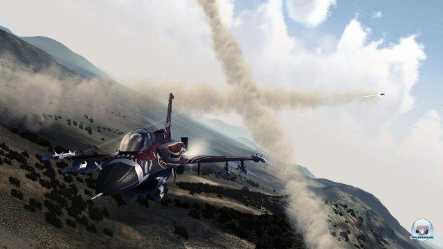 Screenshot - Jane's Advanced Strike Fighters (360) 2310012