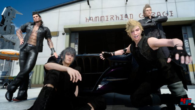 Screenshot - Final Fantasy 15 (PC) 92560918