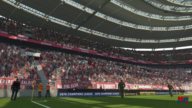 Stadion- und Fankulisse knüpfen an das gute Niveau des Vorjahres an, ohne große Fortschritte zu machen.