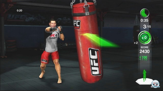 Screenshot - UFC Personal Trainer - The Ultimate Fitness System (360) 2233417