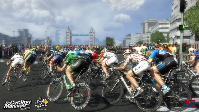 Screenshot - Tour de France 2014: Der offizielle Radsport Manager (PC)