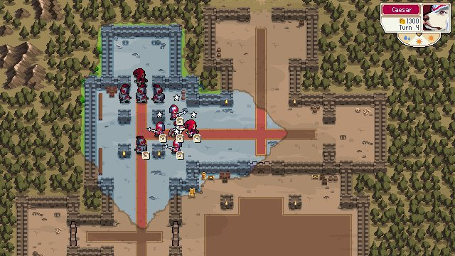 Screenshot - Wargroove (PC) 92581427
